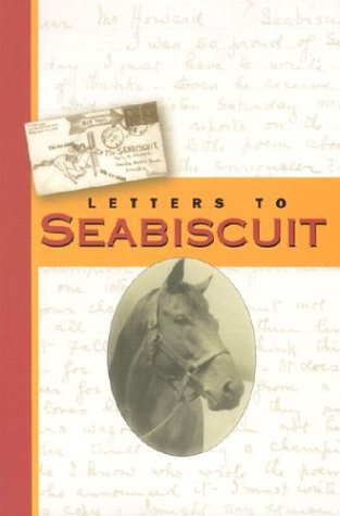 Letters to Seabiscuit por Barbara Howard