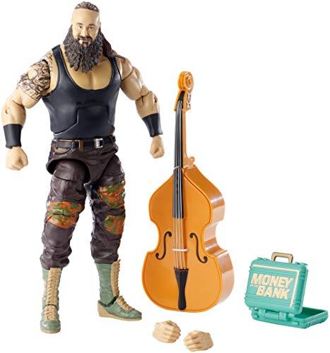 WWE GCL47 - 15 cm Elite Figur Braun Strowman