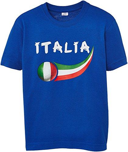 Supportershop Camiseta forofo selección fútbol Italia