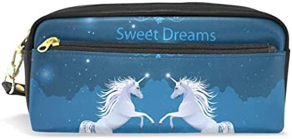 Bonipe Sweet Sweet Sweet Dreams Galaxy Licorne Cheval Trousse Pen Box Pochette Sac d'école papeterie Fournitures de voyage Cosmétique Sac de maquillage B07KW1JXXJ | L'exportation  7d6ee9