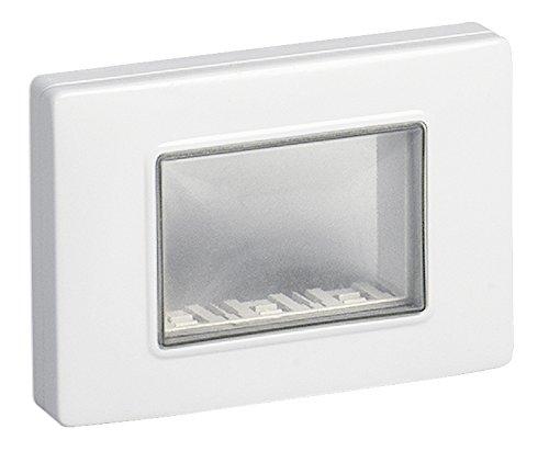 Vimar 14943.01 Placca Ip55, Bianco