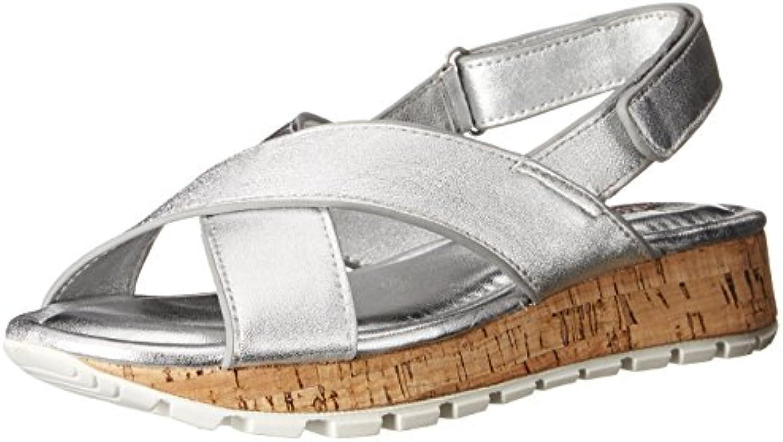 Donna   Uomo Skechers Cali Passi-frastagliata Star Dress Dress Dress Sandal Eccellente qualità Concessioni di prezzo Rimborso della velocità | acquisto speciale  02e7f2