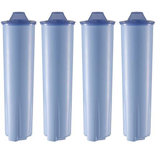 4 Wasserfilter I Filterpatronen für Jura Claris blue (passend für Jura® ENA Kaffeevollautomaten)