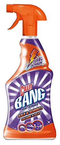 Cillit Bang 4002448082842 Kraft Reiniger, Kalk und Schmutz (6-er Pack)