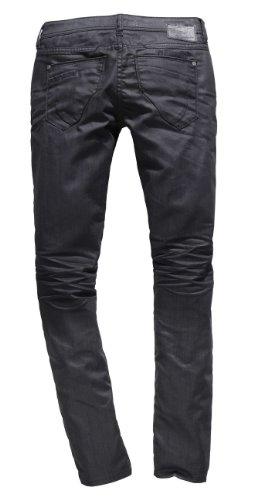 Timezone - Slim Jeans Leg Nini TZ pour femmes lavage terne (3119)