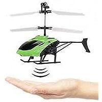 Kanchan Enterprises Hand Sensor Up Sky Helicopter for Kids (Multi Color)