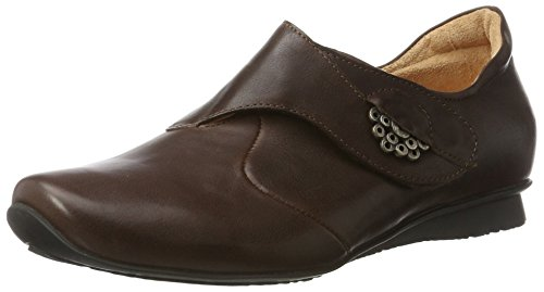Think Damen Chilli Slipper, Braun (Espresso 41), 36 EU