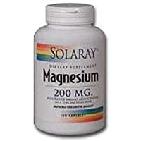 Magnesio 90 cápsulas de 133 mg de Solaray
