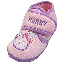 Chicas Sleepy Bunny Zapatillas