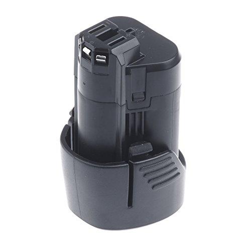 Preisvergleich Produktbild Vinteky® Li-ion Akku Ersatz für BOSCH FL10, GLI 10.8 V-LI, GMF 10.8 V-LI, GOS 10.8 V-LI, GSA 10.8 V-LI, GSB 10.8-2-LI, GSC 10.8 V-LI, GUS 10.8 V-LI, GWB 10.8-LI, GWI 10.8 V-Li, BOSCH CLPK, GDR, GOP, GSR, PS Series Werkzeug Batterie