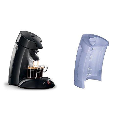 Senseo HD7817/69 Original Kaffeepadmaschine (1 - 2 Tassen gleichzeitig) schwarz, mit XL Wassertank
