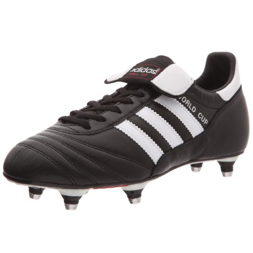 adidas World Cup, Chaussures de Football homme, Noir (Black/running White Ftw Black/running Ftw), 40 2/3 EU