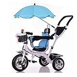 Arbre Niñito Carrito de bebé con sombrillas Triciclo Carro de bebé...