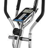 BH Fitness Crosstrainer Quick, Weiß/Schwarz/Blau - 3