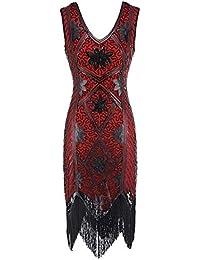 Amazon.it  frange per abiti - Vestiti   Donna  Abbigliamento be0ddc698d1