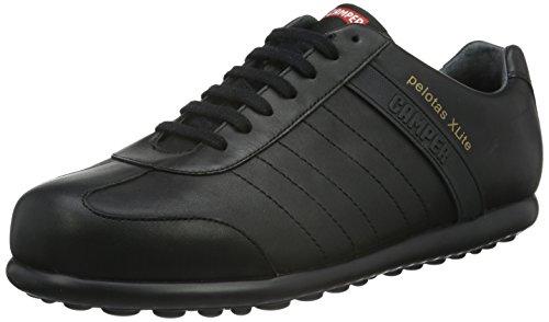 XL CAMPER Schwarz Herren Pelotas Sneakers Black AnCqBwg5