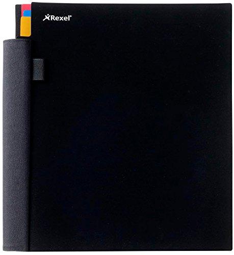 rexel-advance-cahier-3-parties-150-feuilles-noir