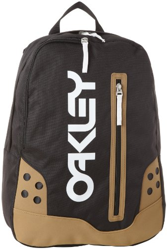 Oakley B1B Pack - Mochila, color negro y blanco