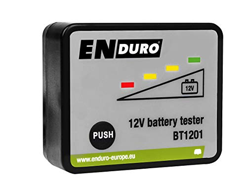 Enduro 16613 Batterietester BT1201, 12 V