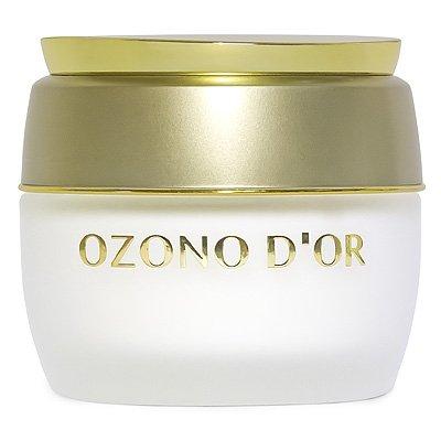 OZONO DOR. Crema facial anti-edad Noche 50 g. Es crema