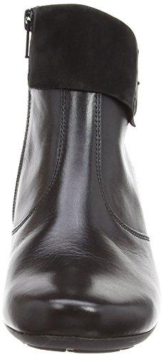 Gabor Shoes 32.823 Damen Kurzschaft Stiefel Schwarz (schwarz (Micro) 57)