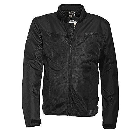 BERING Blouson Moto Tyler, Noir, XXL