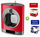 KRUPS DOLCE GUSTO OBLO KP1105P6 ROT