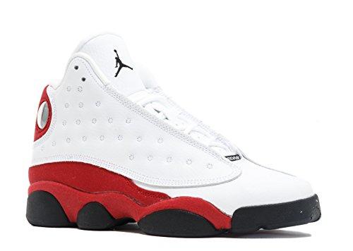 Nike Air Jordan 13 Retro BG (GS) 'Chicago 2017' - 414574-122 - Size 6.5 - (Junior Schuhe Nike Boys)