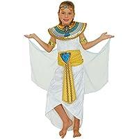 Wicked - Disfraz infantil de Cleopatra (talla L)