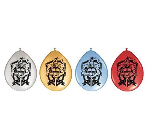 Wappen, 8 Stk. (Kostüm Party Einladung Für Kinder)