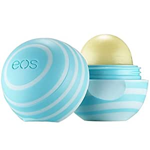 EOS visibly Soft Vanilla Mint Balsamo Per Le Labbra, 1er Pack (1 X 7 G)