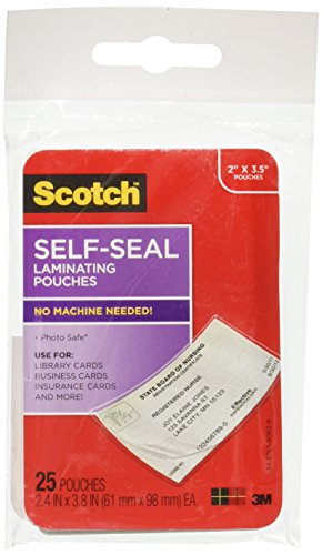 scotch-self-sealing-laminating-pouches-25-pack-ls851g-business-card-size