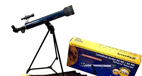 Telescopio Levenhuk Strike 50 NG