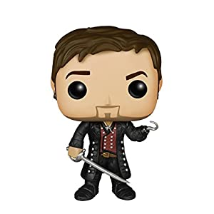 FunKo POP Vinilo Once Upon A Time Hook