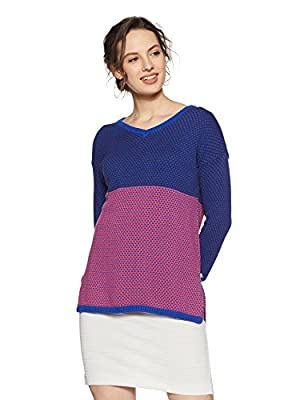United Colors of Benetton Women's Cotton Sports Knitwear