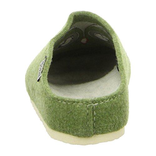 Solidus  1113/eur3017, Chaussons pour femme Vert