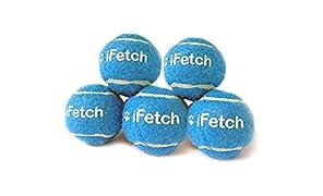 iFetch Mini Pelotas de Tenis, pequeño