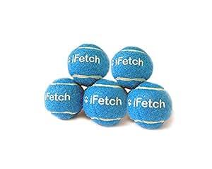 iFetch Lot de 5 balles officielles pour lanceurs iFetch