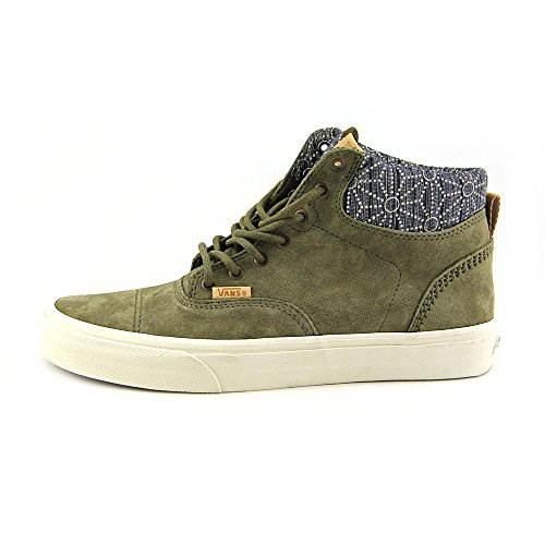 Vans ERA HI CA California Collection pig suede tarmac denim geo pig suede tarmac denim geo