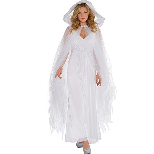 Temptress Kostüm - White Temptress Capes