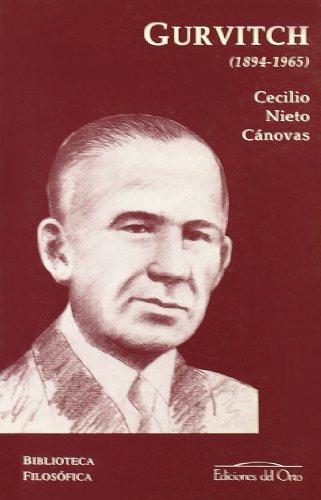 Georges Gurvitch (1894-1965)