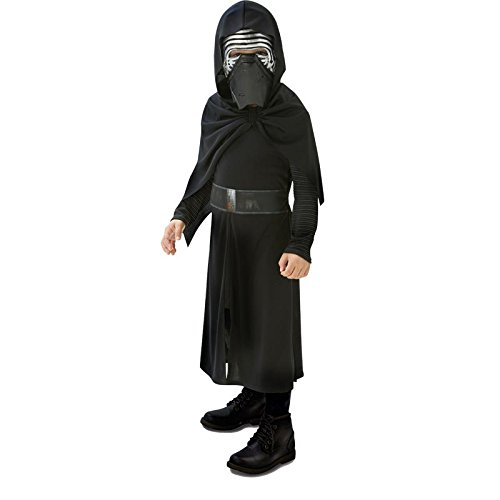 Star Wars Vii - St-620260l - D▒guisement Classique - Kylo Ren - Taille L (7-8 - Best Für Halloween Fancy Kostüme Dress