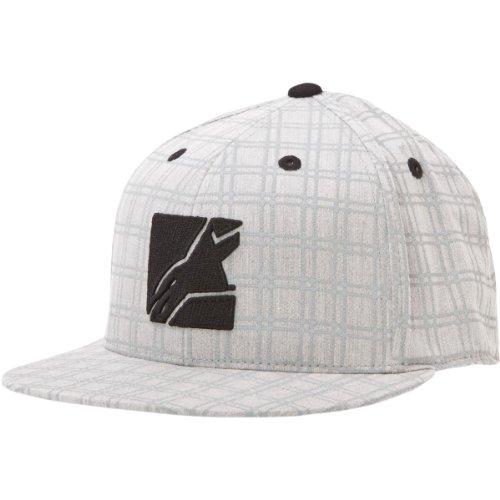 Alpinestars die Chad 210Flex Fit Hat Khaki S/M Small/Medium (Fit Flex 210 Cap)