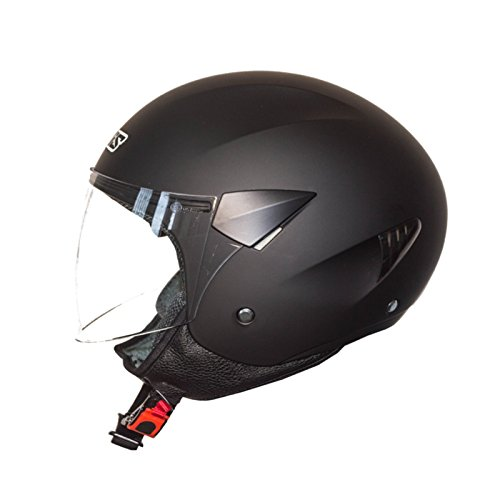 Casco Axxis SPORT CITY Solid (L, NEGRO MATE)