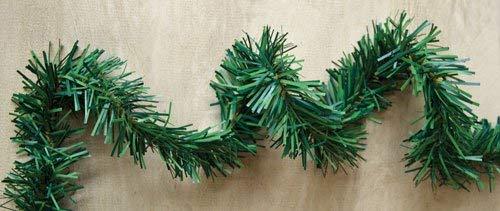 BCD Kunstleder Kiefer Seil Girlande 18'Country Primitiv Weihnachten Urlaub Dekor (Primitive Weihnachten Dekor)
