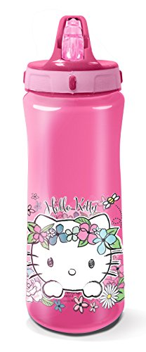 hello-kitty-gourde-officielle-600ml-taille-unique-rose-blanc
