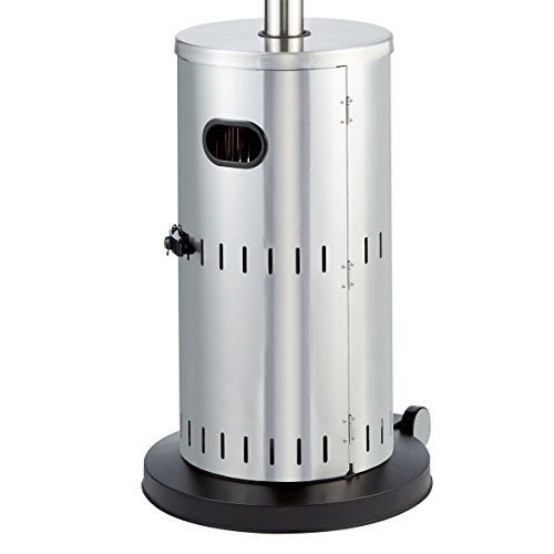 Enders Gas-Terrassenheizer Solid Edelstahl inkl. Sicherheits Kit; - 6