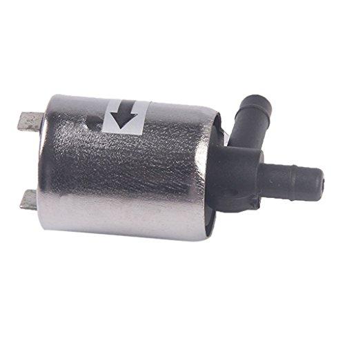 Sharplace Elektrisches Magnetventil Ventil N/C für Luft/Wasser/Gas - 12V (Gas Ventil)