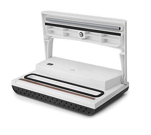 Lacor - 69351 - Kompakte 140-W-Vakuummaschine - Weiß
