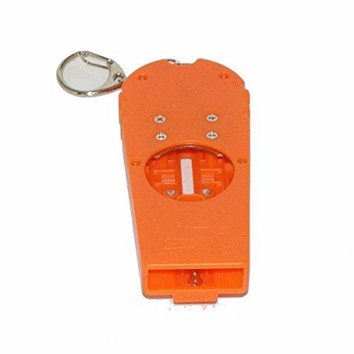 PIXNOR Cap Zappa Flaschenöffner mit Schlüsselanhänger